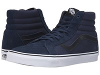 Vans Sk8 Hi Reissue Candp Dress Blues Black Skate Shoes