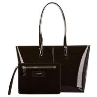 Hobbs Richmond Tote Black Cheetah