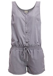 Bench Chatiness Jumpsuit Smoked Pearl Grey