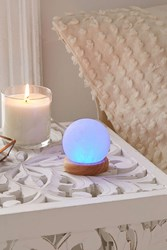 Urban Outfitters Usb Breathe Meditation Lamp White