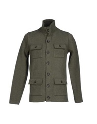 Magliaro Cardigans Military Green