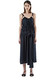 Alexa Stark Mid Length Waisted Halterneck Dress Black