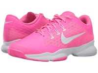 Nike Air Zoom Ultra Pink Blast White Women's Tennis Shoes
