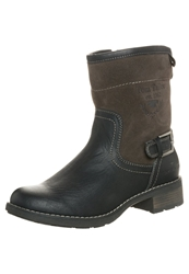 Tom Tailor Boots Blackcoal