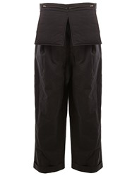 Craig Green Cropped Trousers Black