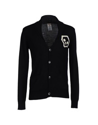 Galliano Cardigans Black
