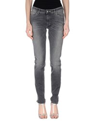 Camouflage Ar And J. Denim Denim Trousers Women