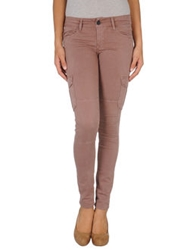 Black Orchid Casual Pants Light Brown