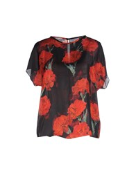 Hope Collection Shirts Blouses Women Black