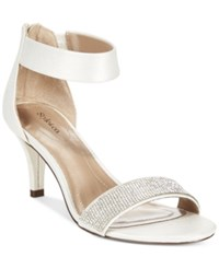 Styleandco. Style And Co. Phillyis Two Piece Evening Sandals Only At Macy's Women's Shoes
