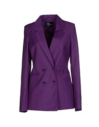 Relish Suits And Jackets Blazers Women Purple