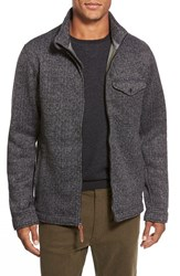 Men's Relwen Tweed Fleece Zip Jacket