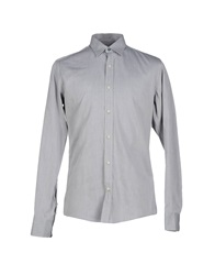 Liu Jo Jeans Shirts Light Grey