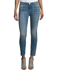 Current Elliott The Stiletto Skinny Jeans Guthrey