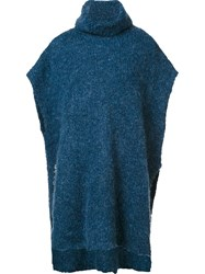 By Malene Birger 'Amadour' Poncho Blue