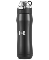 Under Armour Thermos 18 Oz. Stainless Steel Bottle Black