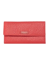 Radley Abbey Red Large Travel Wallet Red