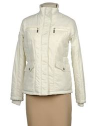 Baci And Abbracci Jackets Ivory
