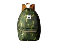 Poler Stuffable Pack Green Camo 1 Backpack Bags