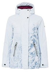 Roxy Cryst Snowboard Jacket Winter Forest White