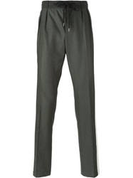 Andrea Pompilio 'Clyde' Trousers Grey