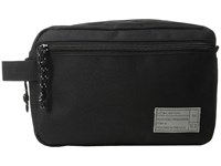 Hex Dopp Kits Aspect Black Bags