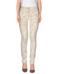 7 For All Mankind Trousers Casual Trousers Women