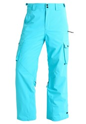 O'neill Exalt Waterproof Trousers Teal Blue Turquoise