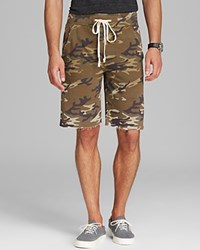Alternative Apparel Victory Shorts Camo
