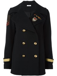 P.A.R.O.S.H. 'Lusi' Coat Black