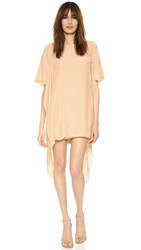 C Meo Collective Disposition Dress Tan