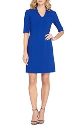 Tahari Women's Ponte Knit A Line Dress