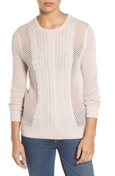 Paige Women's Nori Open Cable Knit Sweater