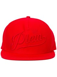 Philipp Plein 'Miri' Cap Red