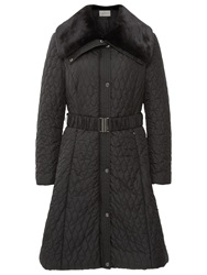 Kaliko Full Skirted Coat Black