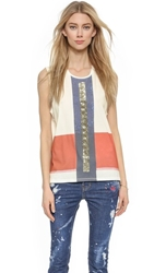Sass And Bide Really Knowing Tank Ivory