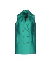 Francesco Scognamiglio Suits And Jackets Blazers Women Green
