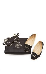Charlotte Olympia Cat Nap Set Black