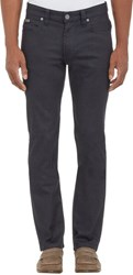 Armani Collezioni Slim Five Pocket Jeans Blue