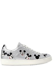 Moa Master Of Arts 10Mm Disney Metallic Leather Sneakers