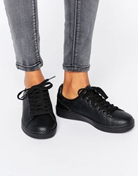 New Look Minimal Trainers Black