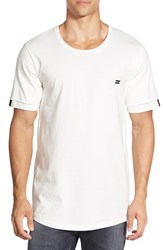 Men's Thing Thing 'The Exo' Double Layer T Shirt White