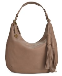 Lucky Brand Jordan Hobo Dust