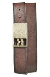 Men's A. Kurtz 'Patrick' Leather Belt