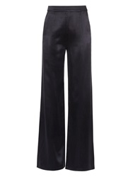 Equipment Beckett Wide Leg Silk Trousers