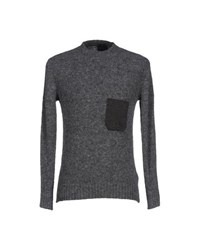 Relive Knitwear Jumpers Men Grey