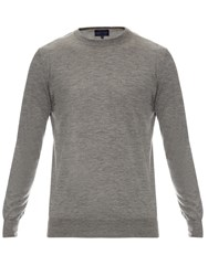 Lanvin Crew Neck Cashmere Sweater