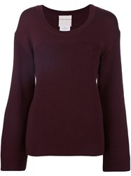 Stephan Schneider 'Magnify' Jumper Pink And Purple