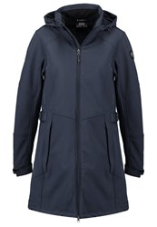 Killtec Levinia Soft Shell Jacket Dunkelnavy Dark Blue