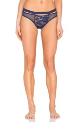 Else Sporty Bikini Brief Navy